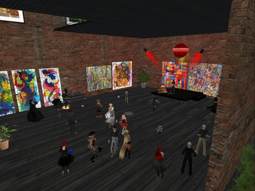 Exposure Art Gallery show